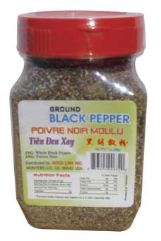 4-NG 632 ground black pepper 7oz
