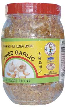 4118 fried garlic-L