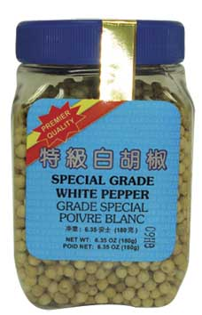 4133 white pepper whole