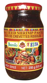 6892 barrio hot spicy sauted shirmp paste
